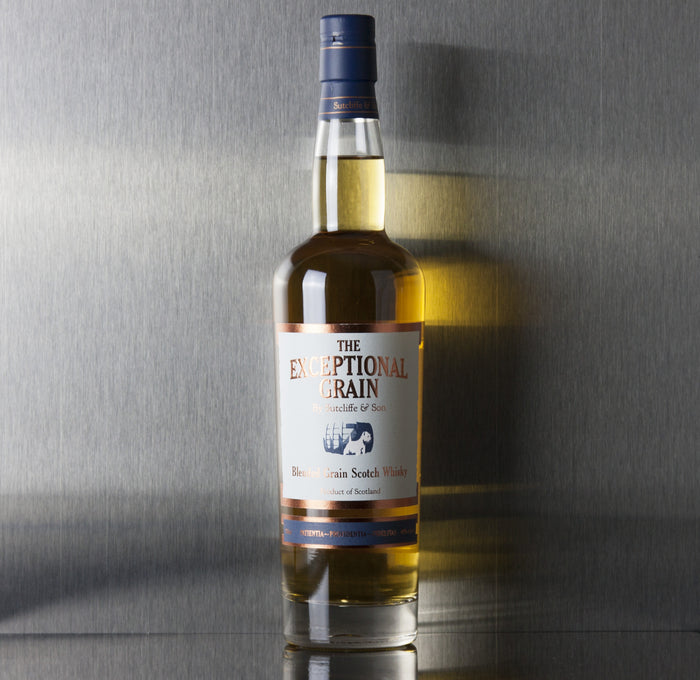Sutcliffe & Son The Exceptional Grain Scotch Whisky 750 ml