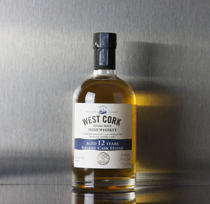 West Cork 12 Year Sherry Cask Finish Irish Whiskey 750 ml