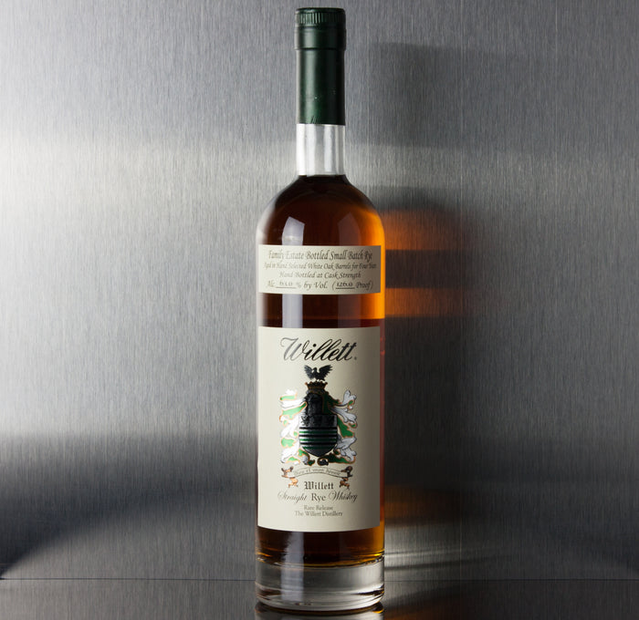 Willett Family Estate 4 Year Rye Whiskey 750 ml