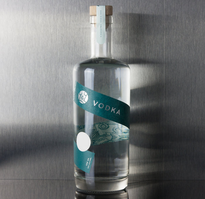 You & Yours Vodka 750 ml