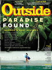 Outside Magazine June Issue