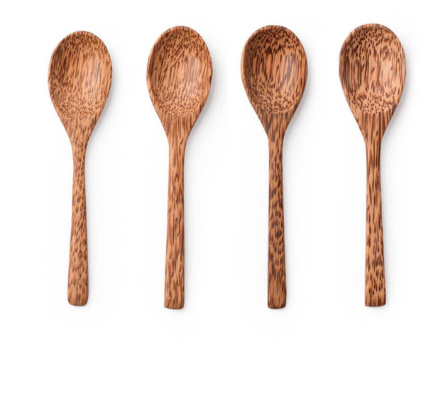 Small Wooden Coconut Spoon