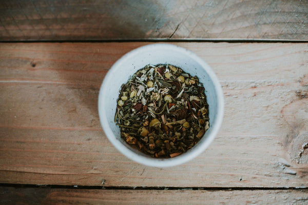 Full Moon Herbal Tea