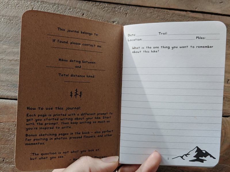 The Trail Journal
