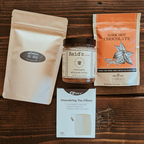 Tea Lover Gift Set