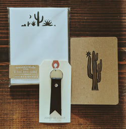Cactus Lover Gift Set