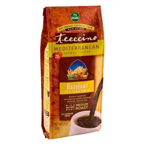 Teeccino Herbal Coffee Hazelnut 312g Bag