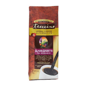 Teeccino Herbal Coffee Almond Amaretto 312g Bag