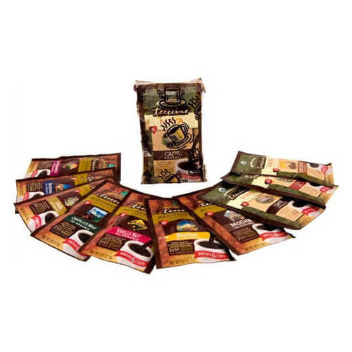 Teeccino Herbal Coffee 30g Sample Pack