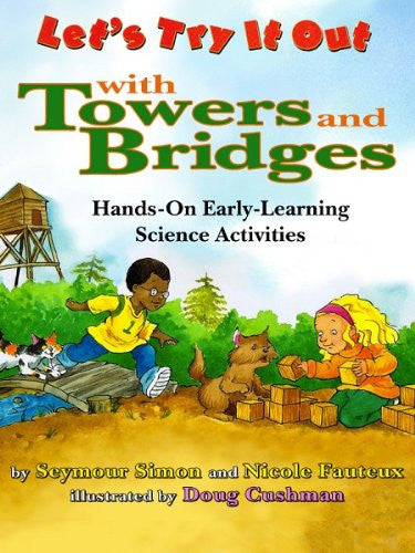 Let's Try it Out with Towers and Bridges ( Hardcover)