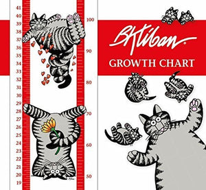 B.Kliban Growth Chart