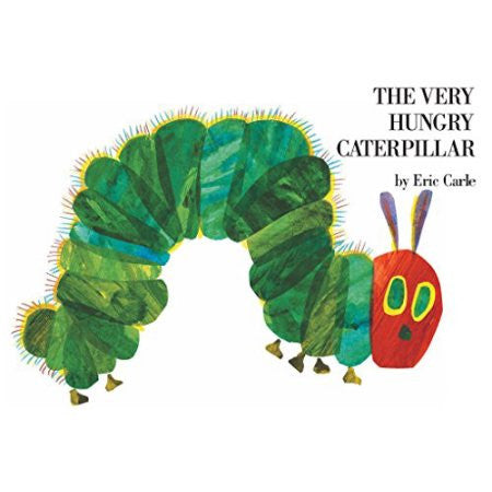 The Very Hungry Caterpiller Board Book