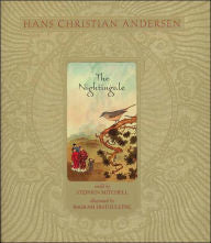 The Nightingale (Works in Translation) Hardcover by Hans Christian Andersen (Author), Bagram Ibatoulline       (  Like New )