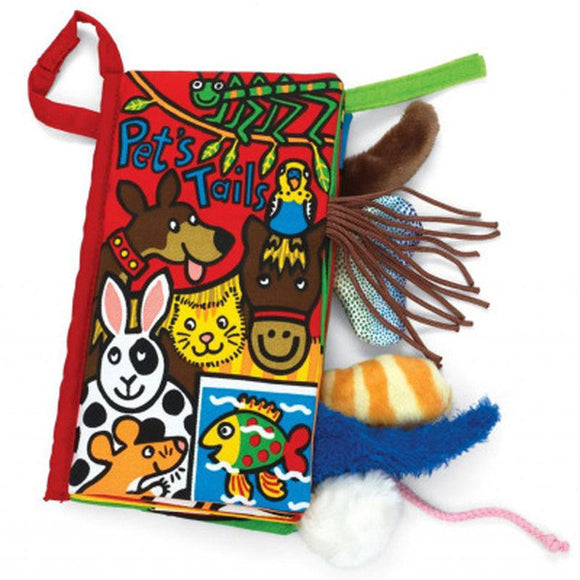 Animal Style Baby Toys Hot New Infant Kids Early Development Cloth Books Learning Education Unfolding Activity Books