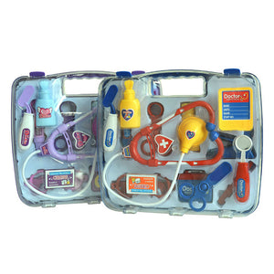 High Quality Childrens Kids Role Play Doctor Nurses Toy Set Medical Kit Gift For Kids Toys Wholesale Free Shipping