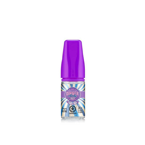 Dinner Lady - Purple Rain SALT 30ML