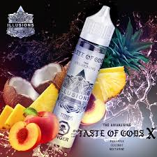 Illusions - Taste or Gods X 60ml