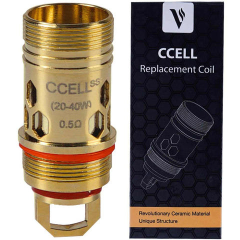 Any Cell Ceramic coil / Atlantis / Triton 0.50ohm 20-40watts