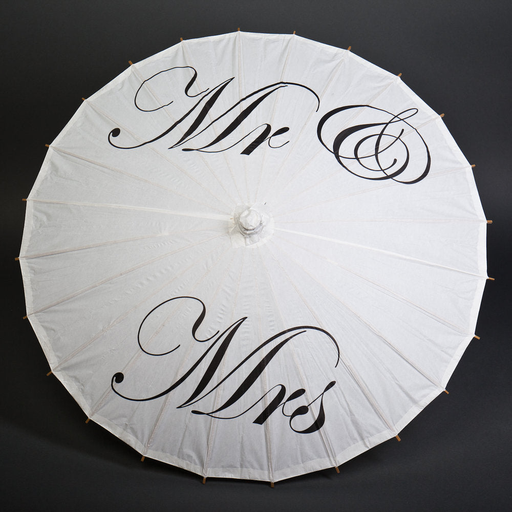 Mr. & Mrs. Parasol