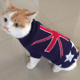 Cute Cat Winter Warm Sweater