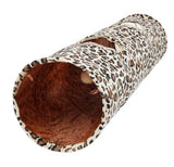 Long Cat Tunnel In Leopard Print - Cats Love Life