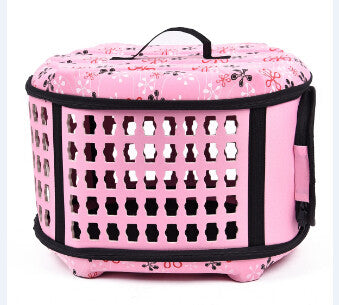 Folding Portable Cat Carrier - Cats Love Life