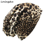 Leopard Print Beanies And More Seasonal Designs - Cats Love Life