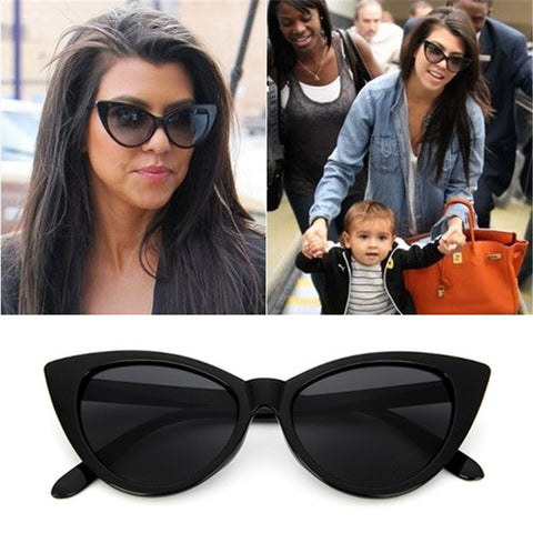 Fashion Designer Cat Eye Sunglasses Cats Love Life