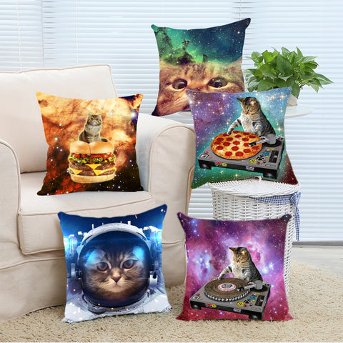 So Many Funny Cats Pillow Case Covers - Cats Love Life