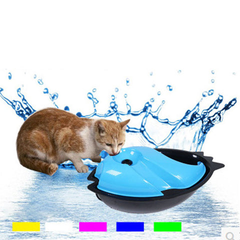 Electric Circulating Cat Water Fountain - Cats Love Life