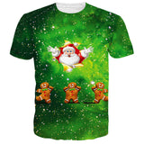 Cats Loving Christmas Crazy Cat T-Shirts - Cats Love Life