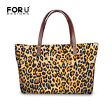 Leopard And Other Animal Print Tote Bags And Many Other Cat Prints - Cats Love Life