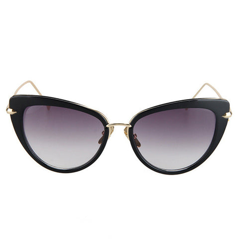 Ladies Luxury Brand Designer Photochromic Cat Eye Sunglassses - Cats Love Life