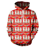 Christmas  Cat Hoodies And Other Prints - Cats Love Life