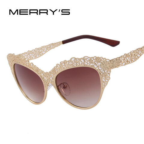 Elegant Cat Eye Sunglasses - Cats Love Life