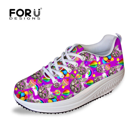 Outdoor Cat Walking Shoes In Many Colors And Patterns - Cats Love Life