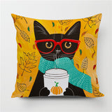Cats Cheer You Up Pillow Cases - Cats Love Life