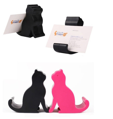 Cute Multifunctional Stand Animal Shapes Dog Cat Whale And Elephant - Cats Love Life