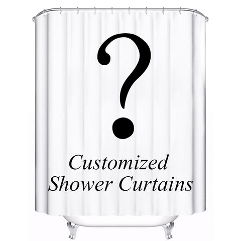 Customize Your Cat Shower Curtain 4 Sizes With 12 Hooks - Cats Love Life