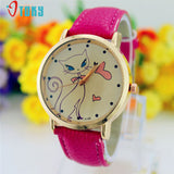 Pretty Kitty Wrist Watch - Cats Love Life