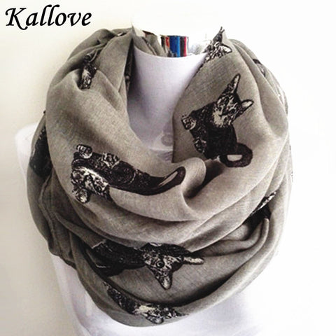 Big Cat Infinity Scarf - Cats Love Life