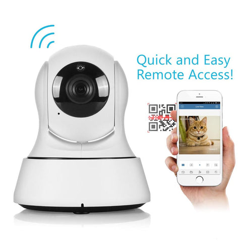 CatCam Home Security Camera Pet Monitor - Cats Love Life