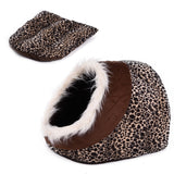 Furry And Super Comfy Cat Bed With Cat Paw - Cats Love Life