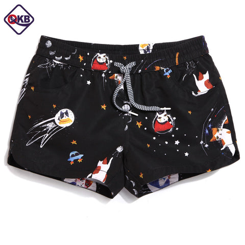 Cats In Space Shorts - Cats Love Life