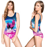 Unicorn Kitty Swimsuit And Many Other Prints - Cats Love Life