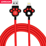 The Pawfect USB Lightning Cable For iPhones And iPads - Cats Love Life