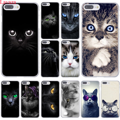 a5c164f8c464 Love Those Cat Eyes Phone Case For iPhone 8 7 6 6S Plus X 10 -