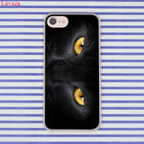 Love Those Cat Eyes Phone Case For iPhone 8 7 6 6S Plus X 10 - Cats Love Life