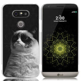 Curious Cat Phone Case For LG K3 K4 K8 K10 G3 G4 G5 G6 2017 V10 V20 K5 - Cats Love Life
