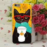 Fun Cat Transparent Cases for All iPhones - Cats Love Life